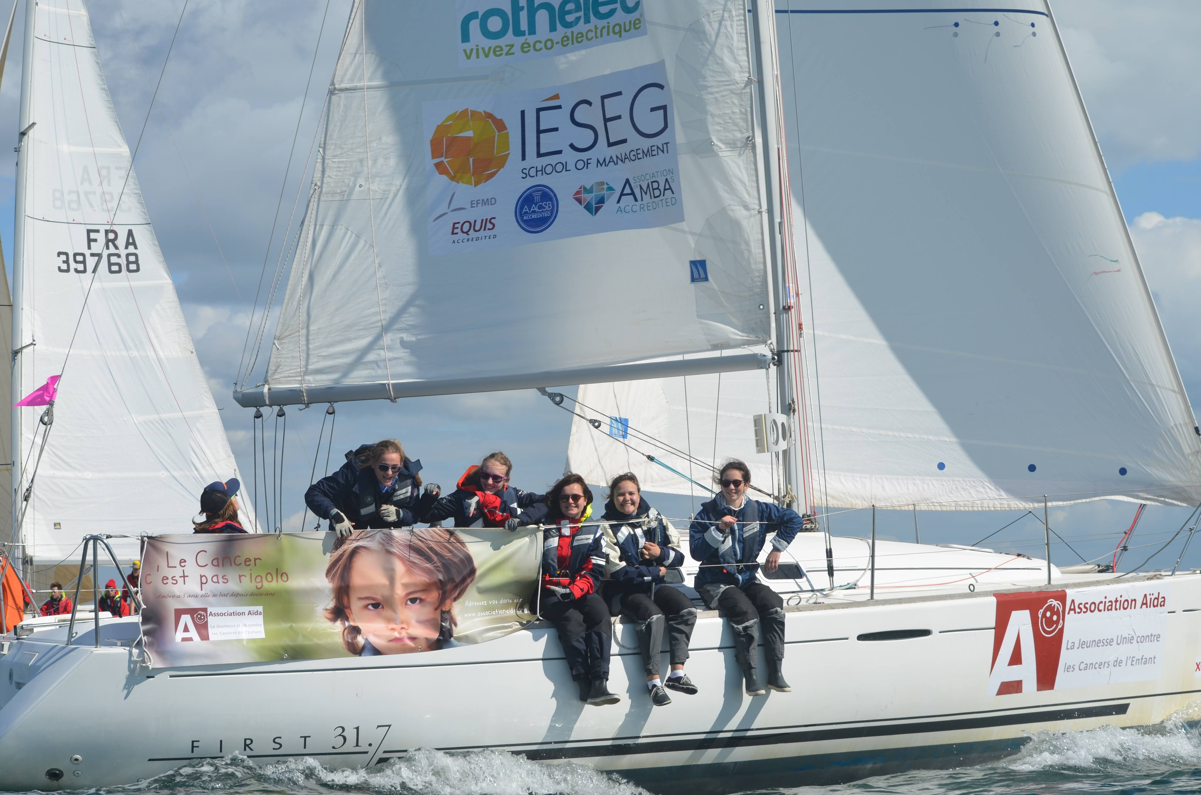 IESEG Voile Lille