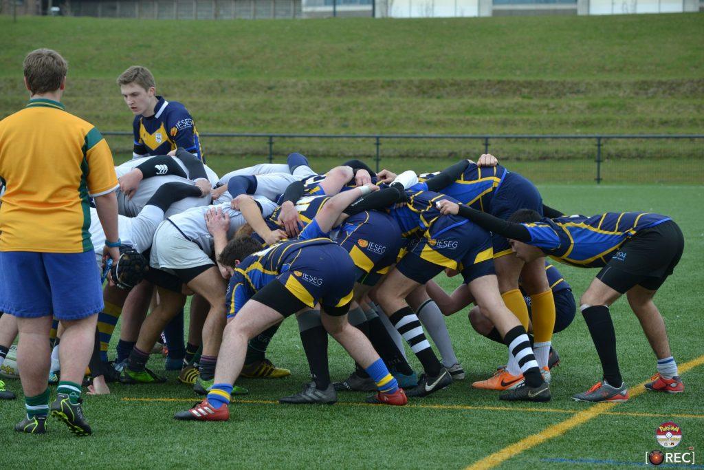 Association étudiante IÉSEG - Rugby