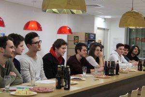 Association étudiante IÉSEG - oenologie