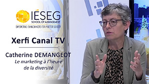 Catherine Demangeot - Xerfi Canal TV