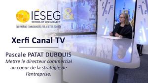 Pascale Patat Dubouis - Xerfi Canal TV