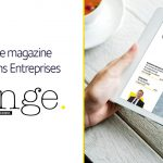 "Magazine ""Change - A new way of talking business"""