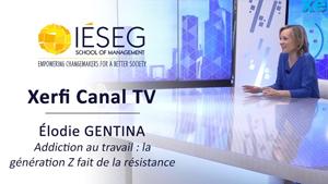 Elodie Gentina - Xerfi Canal TV