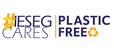 L'IÉSEG lance son initiative Plastic Free
