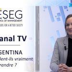 Xerfi Canal TV - Elodie Gentina - Les jeunes veulent-ils vraiment entreprendre ?
