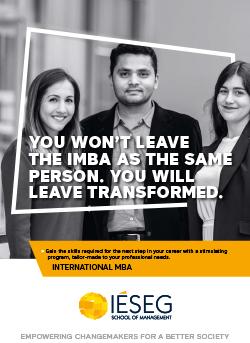 International MBA (IMBA)