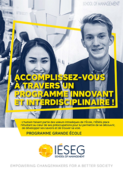 Brochure Programme Grande École