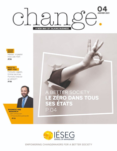 "Magazine ""Change"" - Numéro 4"