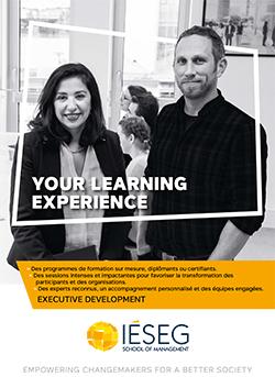 Brochure Executive Development