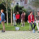 Thumbnail of Pause étudiante au campus de Lille