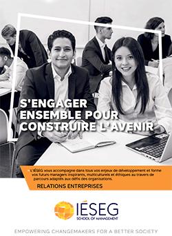 Brochure Relations Entreprises