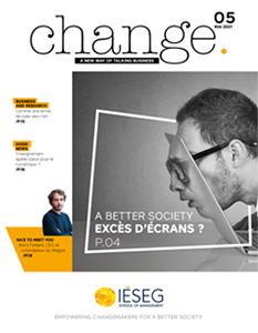 Magazine Change - Numéro 5