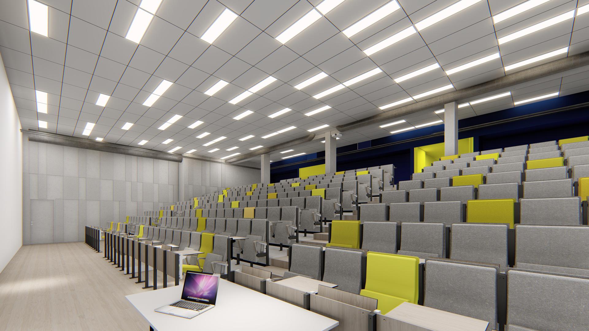 Auditorium Campus Vauban