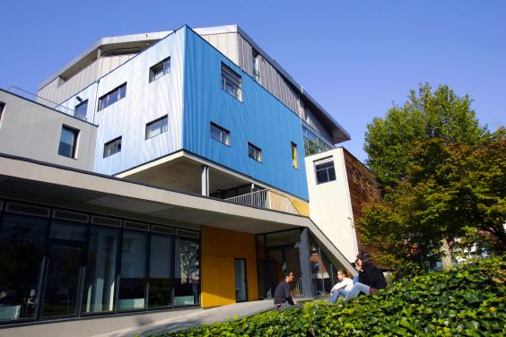 Extérieur du campus de Lille