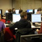 Salle informatique Campus de Paris