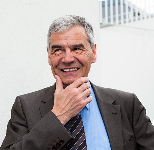 Jean-Philippe Ammeux, Dean of IÉSEG.